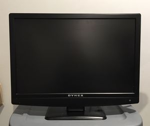"""Dynex TV LCD22 09 22"""" tested and working includes cable wire for Sale in Warwick, RI"""
