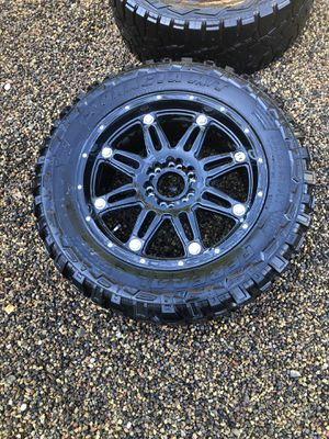 Rims And Tires For Sale for Sale in Vallejo, CA