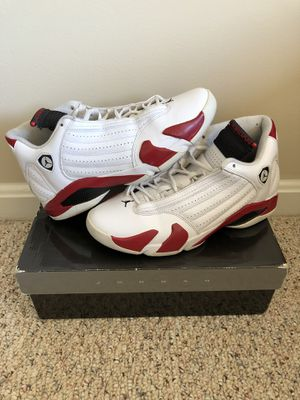 FOR SALE: Air Jordan 14 'candy cane' for Sale in Washington, DC