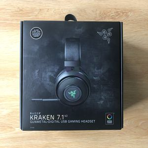 Razer Headset - Kraken 7.1 v2 for Sale in San Francisco, CA