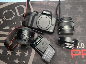 Canon EOS M50 Mirrorless Digital Camera open to trades for Sale in Oakland Park, FL