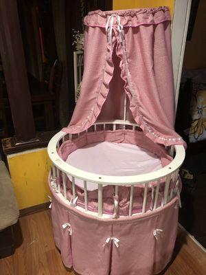 Baby girls crib for Sale in Nashville, TN