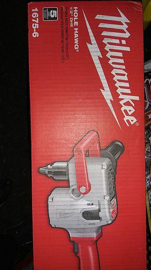 Milwaukee half inch hole Hawg drill for Sale in Auburn, WA