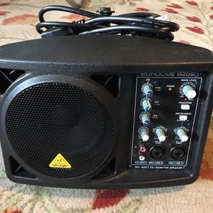 Behringer Eurolive B205D 150W Powered Monitor Speaker for Sale in Lynnwood, WA