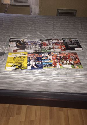 Sports illustrated magazine collection for Sale in Grenada, MS