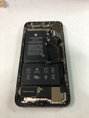 XS Max Complete Rear Housing OEM!! Fully Working for Sale in Sheffield Lake, OH