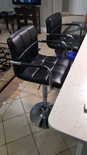 2 stools bar for Sale in Manassas, VA