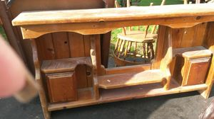 Beautiful solid wood vintage bar or table for Sale in Silver Spring, MD