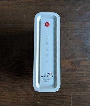 Arris Motorola SB6141 Cable Modem for Sale in San Diego, CA