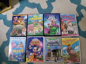Kids movies for Sale in Raleigh, NC