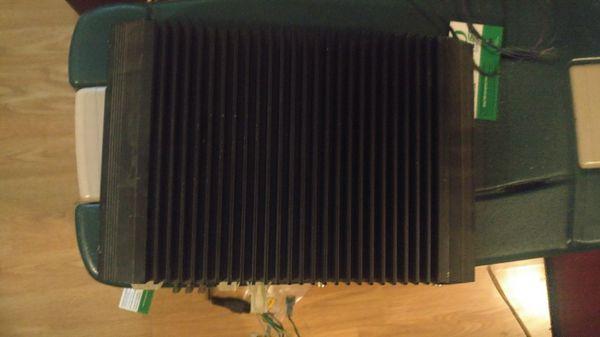 Alpine 350 watt amplifier