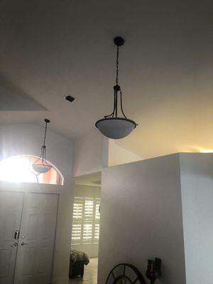Chandler 3 light fixtures for Sale in Coconut Creek, FL