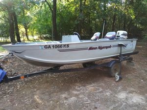 Sea Nymph Boat for Sale in Woodstock, GA