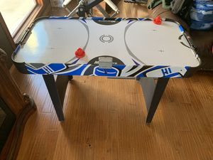 Air hockey table for kids for Sale in Long Beach, CA
