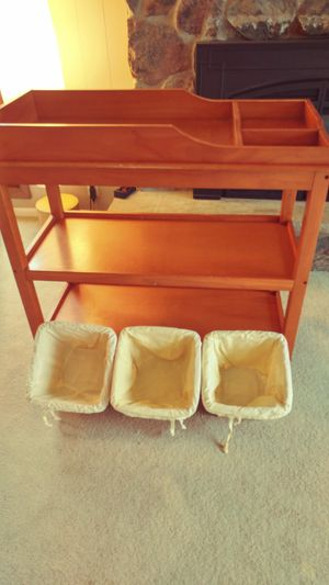 Baby Changing Table for Sale in Chaffee, NY