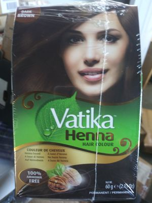 Vatika henna hair color for Sale in Philadelphia, PA