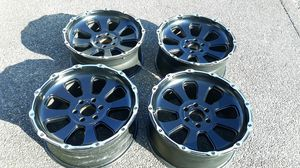 XD 799 Armour matte black rims for Sale in Puyallup, WA