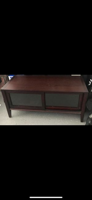 Tv console table for Sale in Portland, OR
