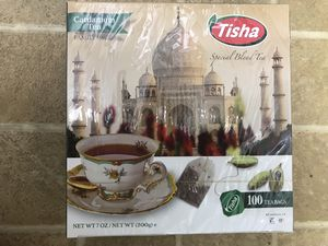 Tea cardamom new sealed pack for Sale in Irvine, CA
