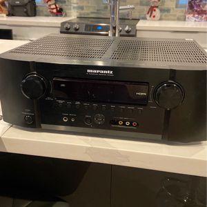 Marantz Audio Reciever for Sale in Phoenix, AZ