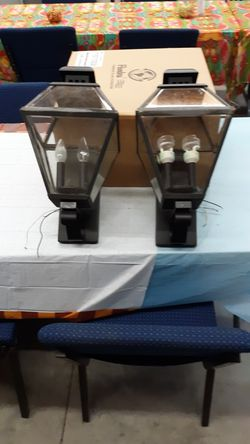 PAIR LARGE WROUGHT IRON SCONCE LAMPS for Sale in Lynchburg,  VA