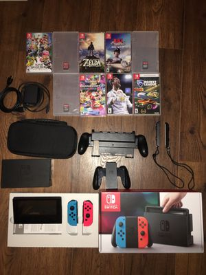 Nintendo Switch (Over $500 worth of equipment) for Sale in Brentwood, CA