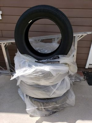 FIRESTONE USED TIRES 225/60R17 All 4 $130 for Sale in Monrovia, CA
