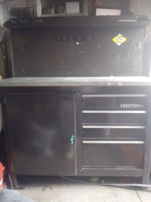 Craftsman tool bench for Sale in Mission Viejo, CA