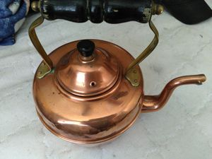 Tea Kettle made in England for Sale in Stockton, CA