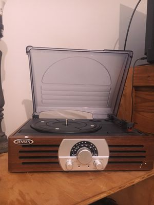 Never used record player for Sale in Chelmsford, MA