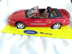1/18 Diecast Model Ford Mustang for Sale in Rowland Heights, CA
