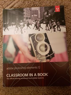 Adobe photoshop elements 12 for Sale in Lincoln, NE