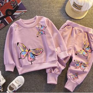 New Butterfly Girl 2 Piece Outfit for Sale in Redding, CA