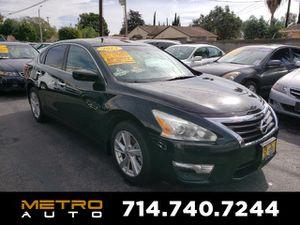2013 Nissan Altima for Sale in La Habra, CA