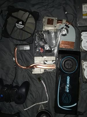 Computer parts for Sale in Lake View Terrace, CA