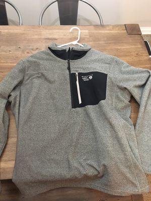 Mountain Hardwear Twill half zip XXL for Sale in Lebanon, TN