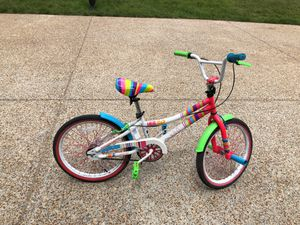 Girls 20 inch Bike for Sale in Brentwood, TN