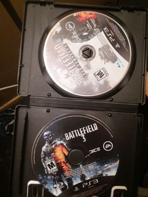 Ps3 battlefields for Sale in Columbus, OH