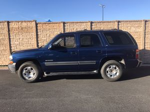 2002 Chevy Tahoe for Sale in Fort Worth, TX