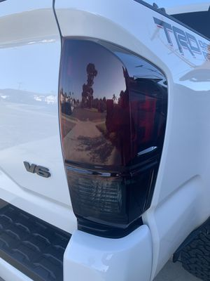 Smoked tail lights (starting price $40) for Sale in Orange, CA