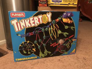Tinkertoy Tinkersaurus for Sale in Whittier, CA