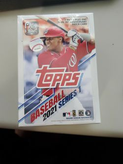 Topps Baseball 2021 Series 1 for Sale in Hillsboro,  OR