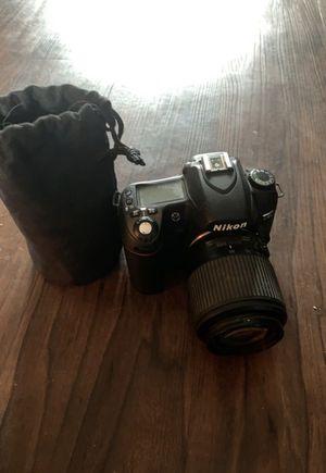 Nikon D80 camera for Sale in Chardon, OH