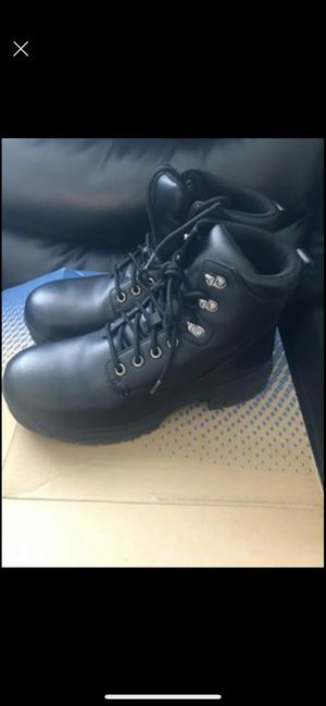 Black work boots for Sale in American Fork, UT