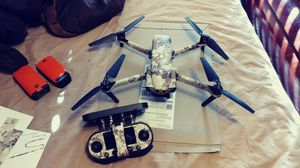Drone 4k Autel evo. with four hawkes range extender rugged bundle. for Sale in North Las Vegas, NV
