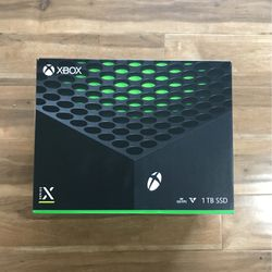 Xbox Series X. Brand New. Unopened for Sale in Beaverton,  OR