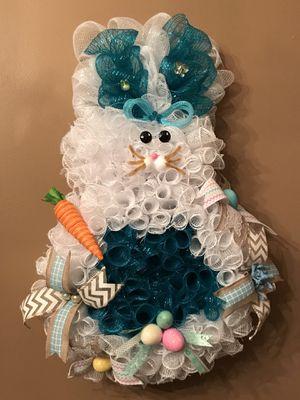 Handmade Easter Bunny Wreath for Sale in Abbottstown, PA