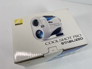 Nikon Coolshot Pro Stabilizer Golf Rangefinder for Sale in Hawthorne, CA