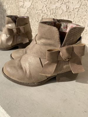 Little girl boots- Size 12 for Sale in Fontana, CA