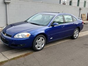 2006 Chevy Chevrolet Impala SS V8 leather loaded only 103k miles for Sale in Gaston, OR